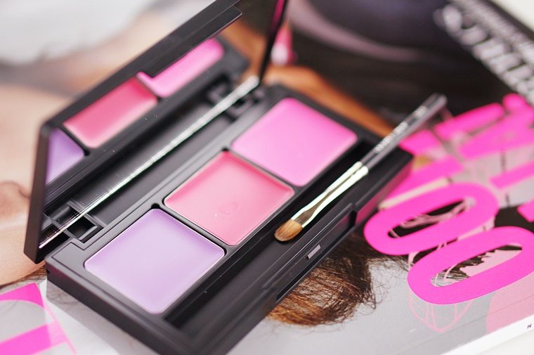 inglot freedom system lipstick palette