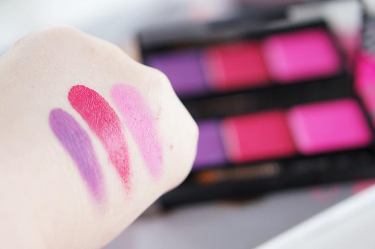 inglot freedom system lipstick palette 5 - INGLOT Freedom System Lipstick palette
