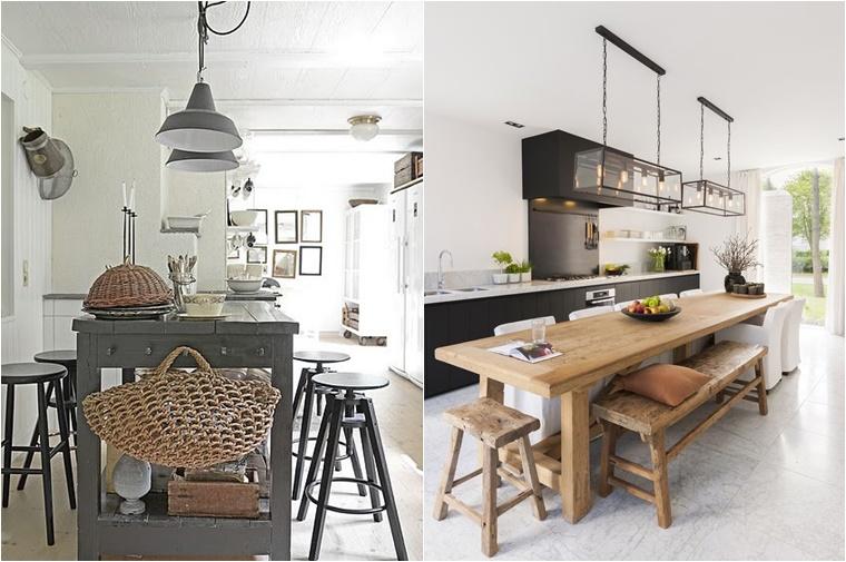keuken inspiratie budget 6 - Interieur inspiratie | Een woonkeuken met een klein budget