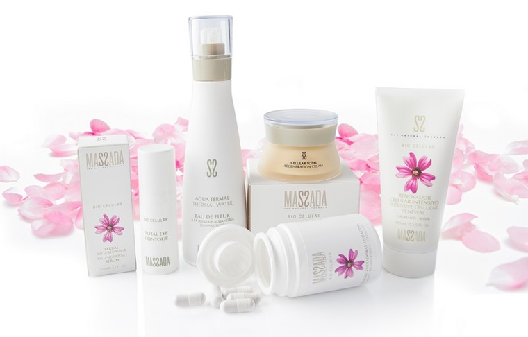 massada beauty 1 - Natural Beauty | Massada skincare producten