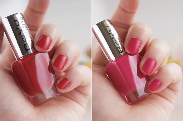 beyu matt color nail lacquer 5 - BeYu matt color nail lacquer