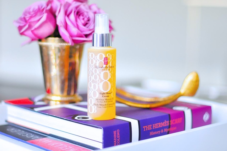 elizabeth arden eight hour cream all over miracle oil - Mijn beauty wishlist ♥