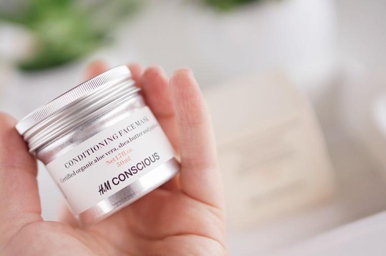 hm conscious beauty 4 - H&M Conscious Beauty | Mask, lip balm & all over oil