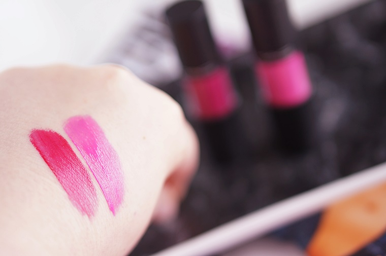 mac versicolour stain 7 - MAC Versicolour Stain   Preserving Passion & Ceaseless Energy