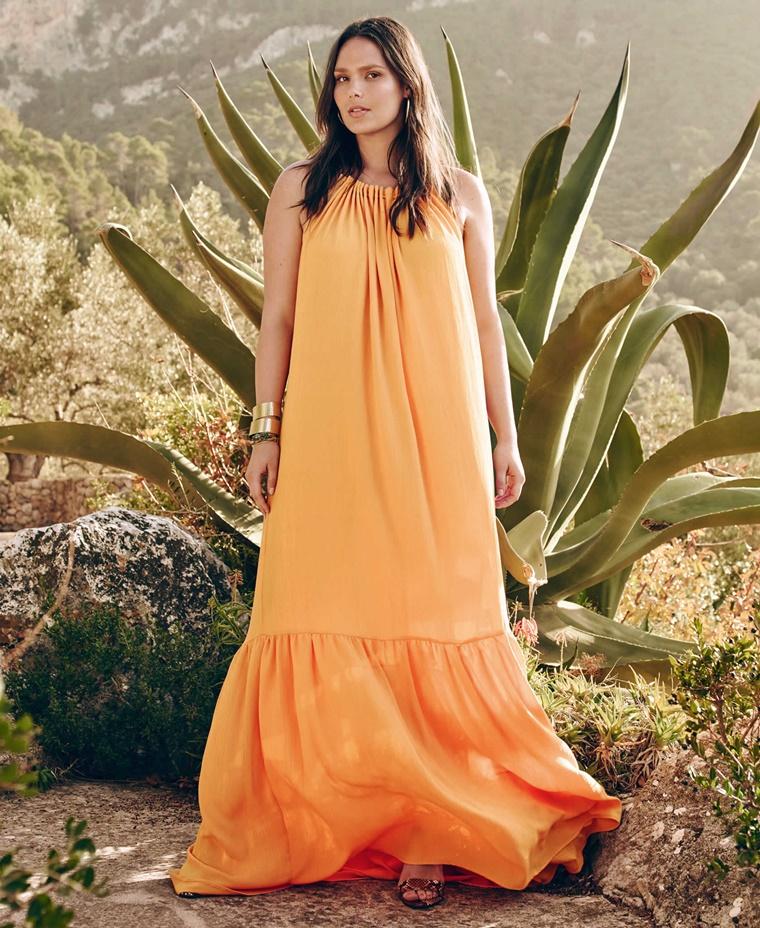 mango violeta lente 2016 3 - Plussize Fashion | MANGO Violeta spring '16