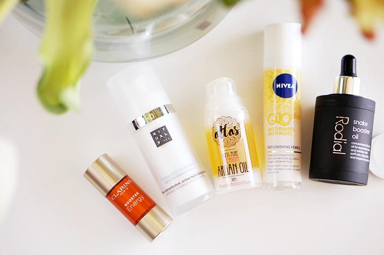 skincare basics 4 serum booster huidolie 1 - Skincare Basics | Stap 4 – booster / serum / olie