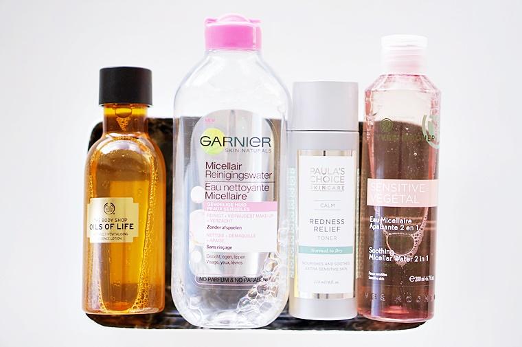 skincare basics stap 2 toner lotion - Skincare Basics | Stap 2 – toner/lotion