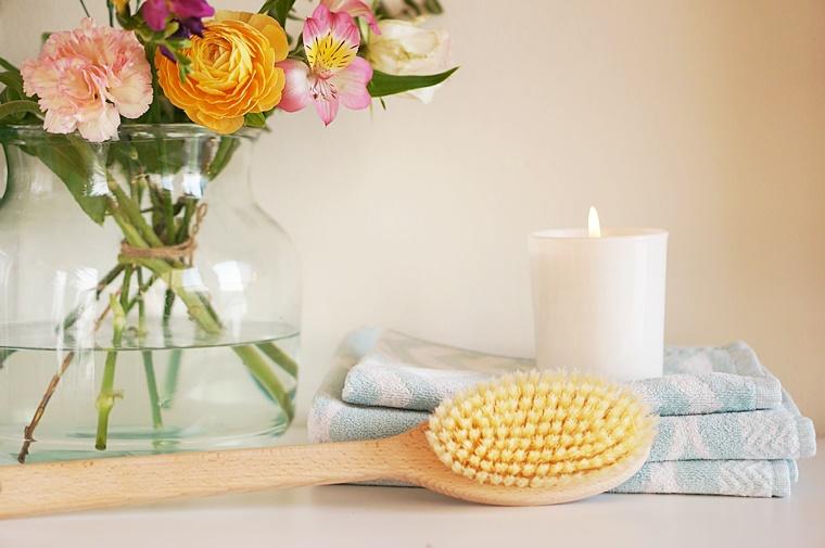dry brushing 1 - Beauty tip | Dry brushing voor een mooie huid