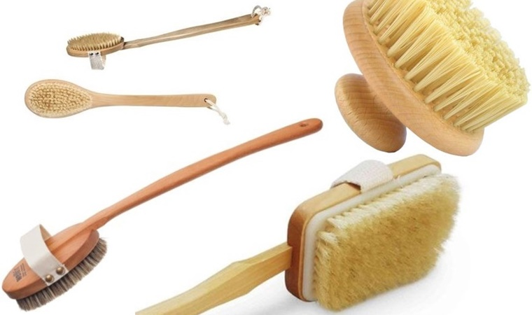 dry brushing 2 - Beauty tip | Dry brushing voor een mooie huid