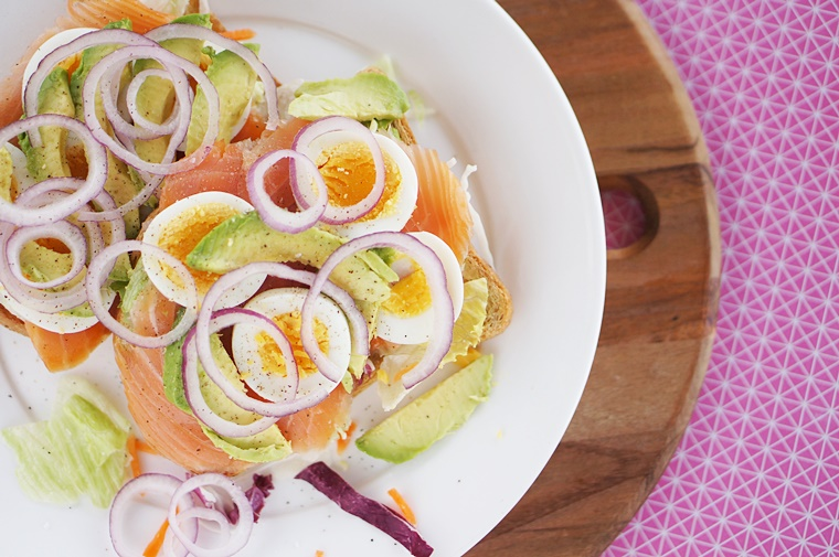 lente lunch idee 1 - Recept | Mijn favoriete lente lunch ♥