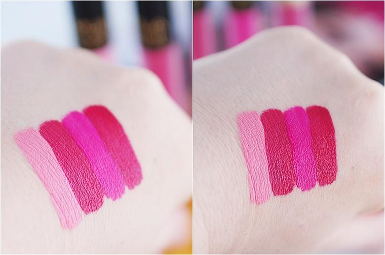 mua velvet lip lacquer review 3 - Budget beauty tip | MUA Velvet Lip Lacquer