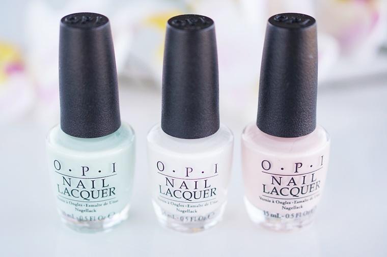 pastel nail art 6 - OPI Soft Shades Pastels & pastel nail art inspiratie
