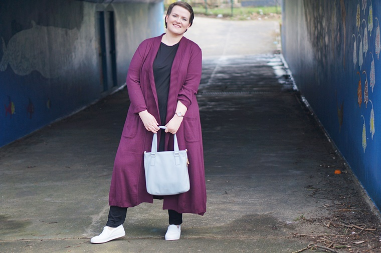 plussize outfit of the day long cardigan 3 - Plussize outfit of the day | The long cardigan