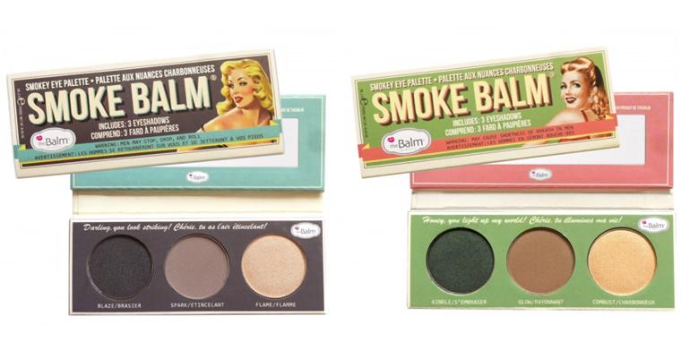 the balm smok balm palette 6 - The Balm | Smoke Balm palette