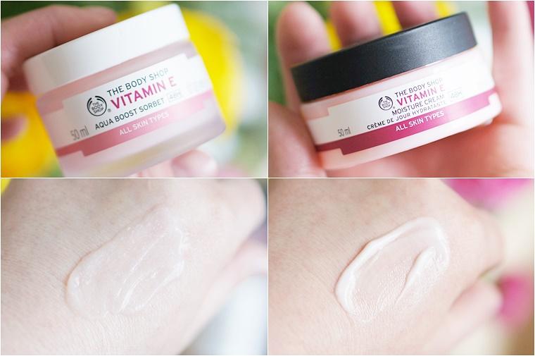 the body shop vitamin e 7 - The Body Shop Vitamin E producten