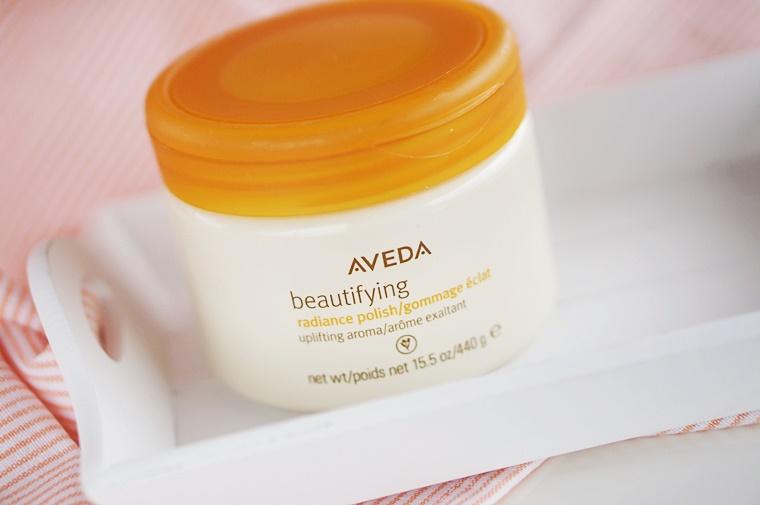 aveda beaitifying radiance polish review 1 - Aveda Beautifying Radiance Polish