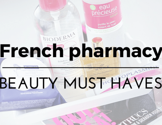 french pharmacy beauty must haves