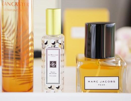 nieuwe zomerparfums