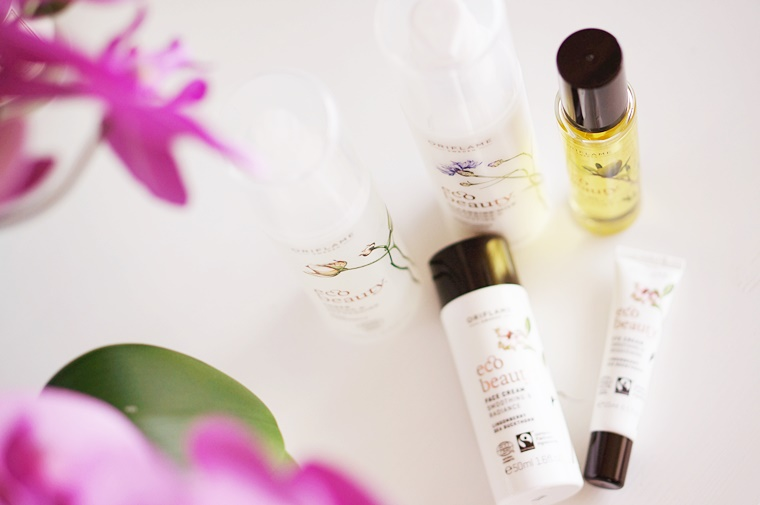 oriflame ecobeauty 1 - In de test! | Oriflame Ecobeauty producten