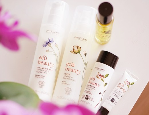 oriflame eco beauty