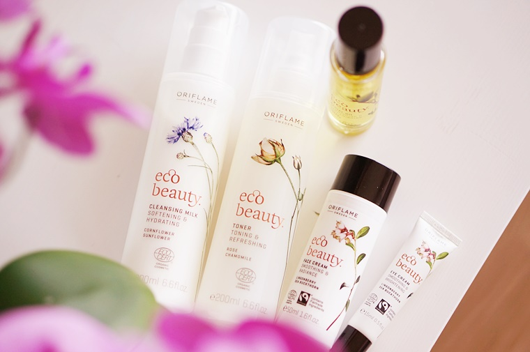oriflame ecobeauty 2 - In de test! | Oriflame Ecobeauty producten