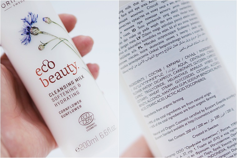oriflame ecobeauty 3 - In de test! | Oriflame Ecobeauty producten