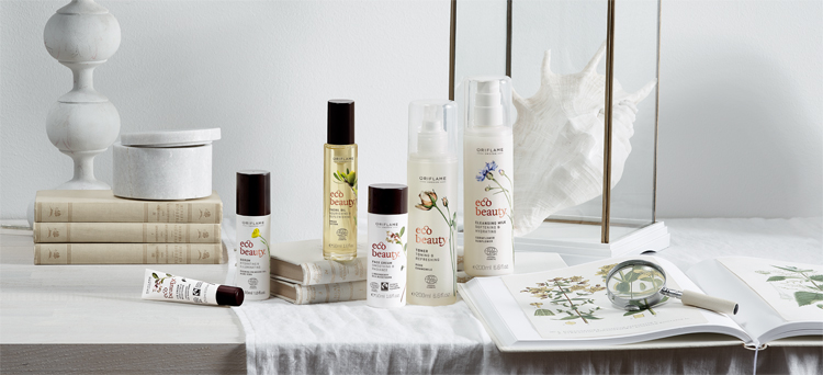 oriflame ecobeauty - In de test! | Oriflame Ecobeauty producten