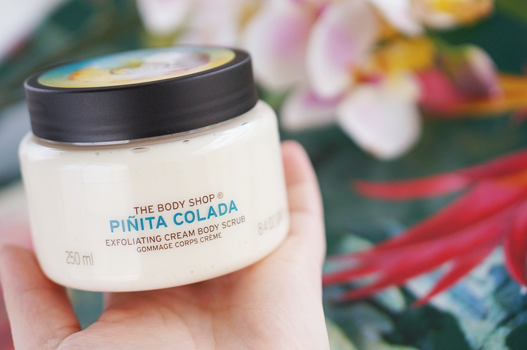 the body shop pinita colada 3 - Summer musthave! | The Body Shop Piñita Colada (limited edition)