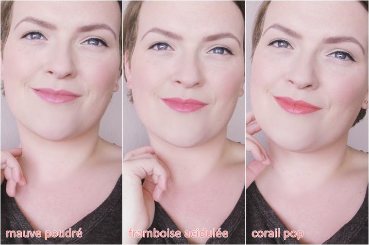 yves rocher cherry oil lipstick 9 - Yves Rocher Cherry Oil lipstick