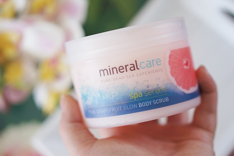 mineral care pink grapefruit glow 2 - Mineral Care | Pink Grapefruit Glow (summer musthave!)