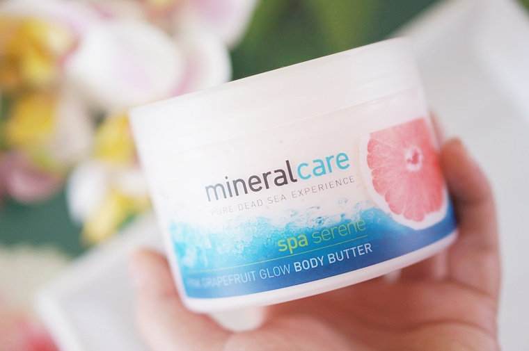 mineral care pink grapefruit glow 4 - Mineral Care | Pink Grapefruit Glow (summer musthave!)
