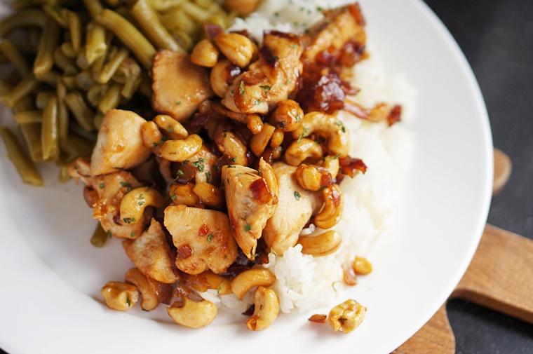 kip cashew recept 1 - Kip Cashew (het makkelijkste recept)