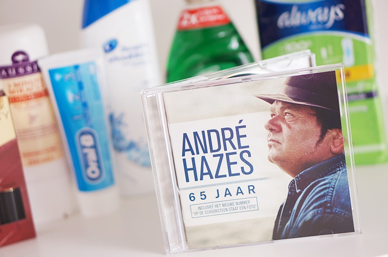 kruidvat hazes 2 - Kruidvat & exclusieve 65 jaar André Hazes CD
