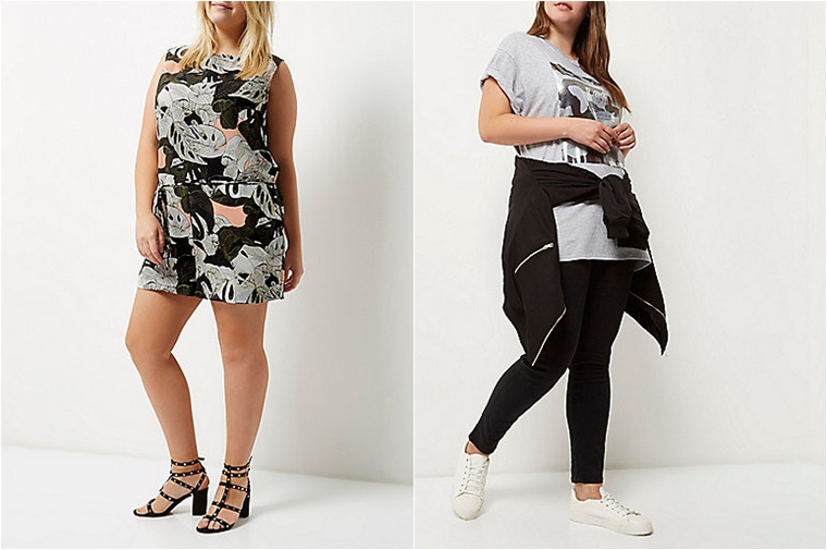 ri plus river island plussize 12 - Plussize fashion | RI Plus (River Island)