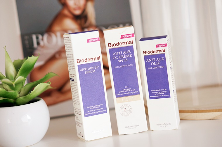 biodermal anti age 1 - Skincare tip   Vernieuwde Biodermal Anti Age producten