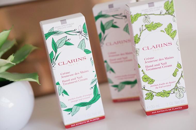 clarins hand nail treatment 2 - Handcrème tip | Clarins hand nail treatment cream