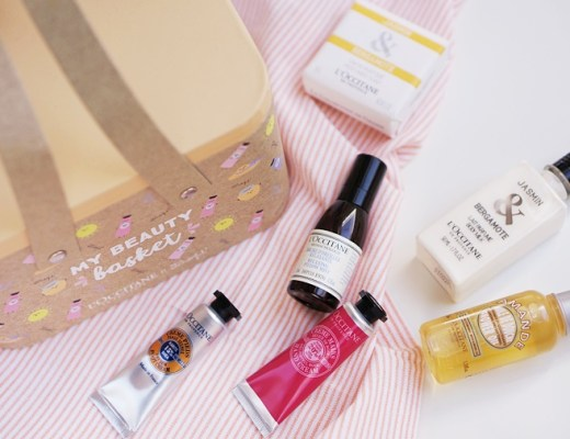 l'occitane mr wonderful beauty basket