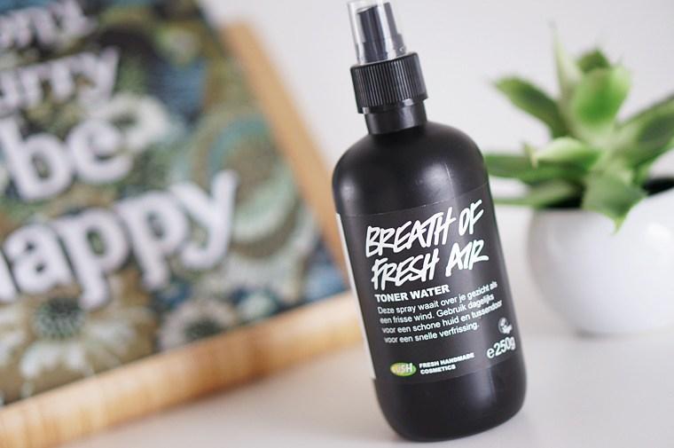 lush breath of fresh air review 1 - Mijn top 5 favoriete beautyproducten van juli