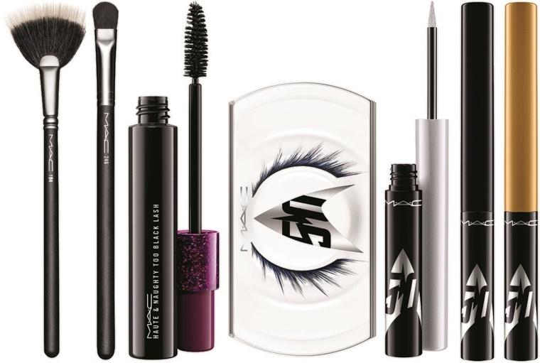 mac star trek 1 - MAC Star Trek | Kling-It-On lipstick & Set To Stun lipglass