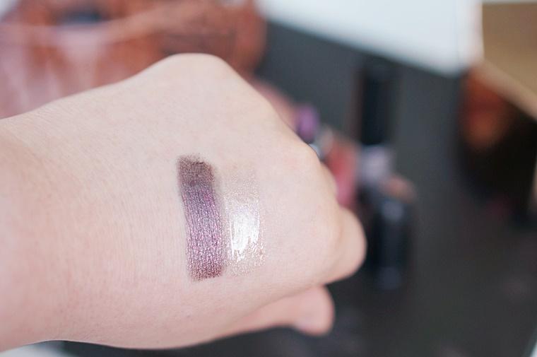 mac star trek 10 - MAC Star Trek | Kling-It-On lipstick & Set To Stun lipglass