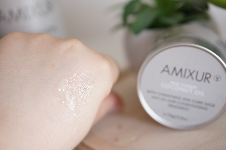amixur heat therapy 4 - Amixur heat therapy coconut oil candle (voor je haar!)