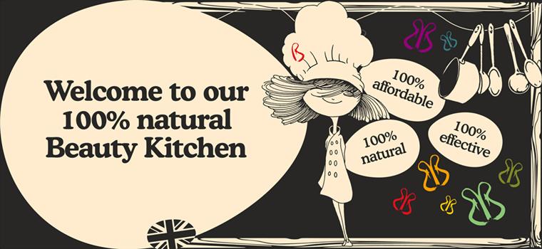 beauty kitchen 1 - Natuurlijke beautyproducten van Beauty Kitchen