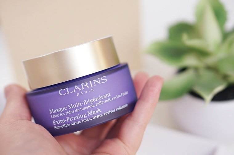 clarins extra forming mask 3 - Love it! | Clarins extra-firming mask
