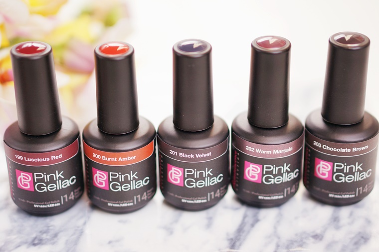 pink gellac reminiscence