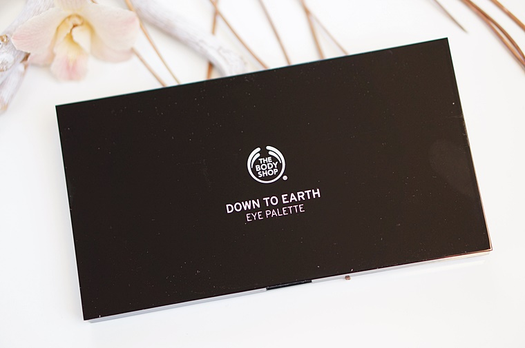 the body shop down to earth palette 2 - The Body Shop Down to Earth Palette