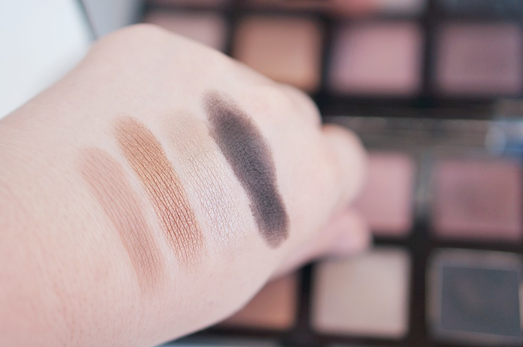 the body shop down to earth palette 5 - The Body Shop Down to Earth Palette