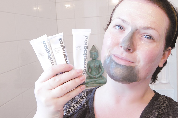 dermalogica power rescue masque trio
