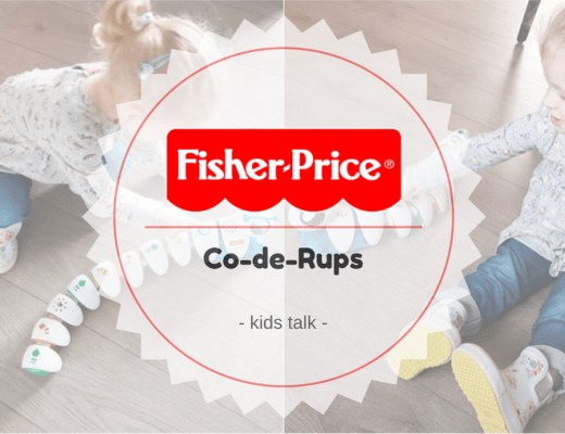 fisher price co-de-rups
