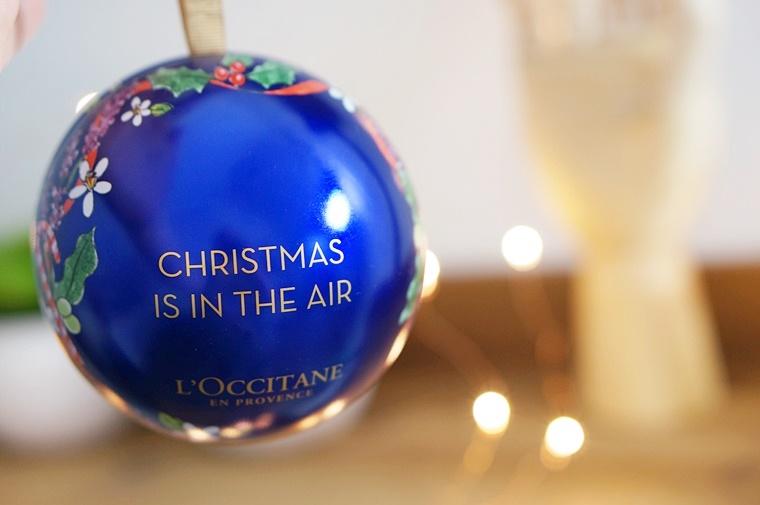 L'Occitane kerstballen