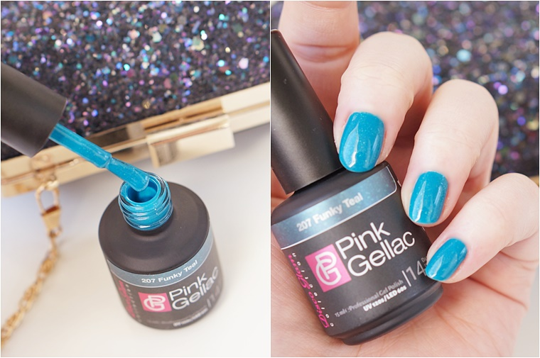 pink gellac disco glam 8 - Pink Gellac Disco Glam (party collectie)